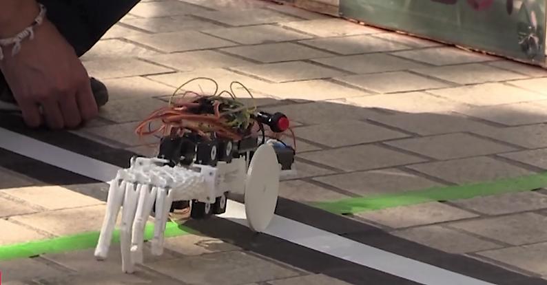 Toulouse Robot Race - Planete Robot