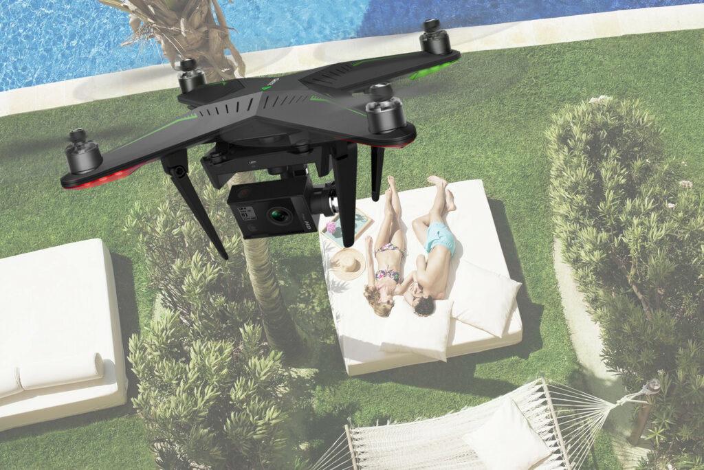 [Sondage] Drone et vie privée : votre avis