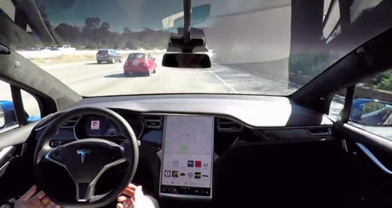 Tesla autonome - Planete Robots