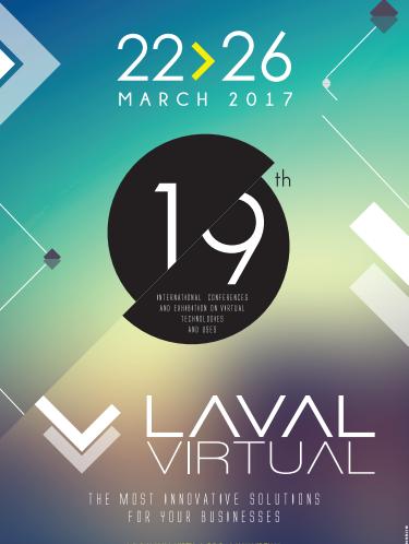Laval Virtual - Planete Robots