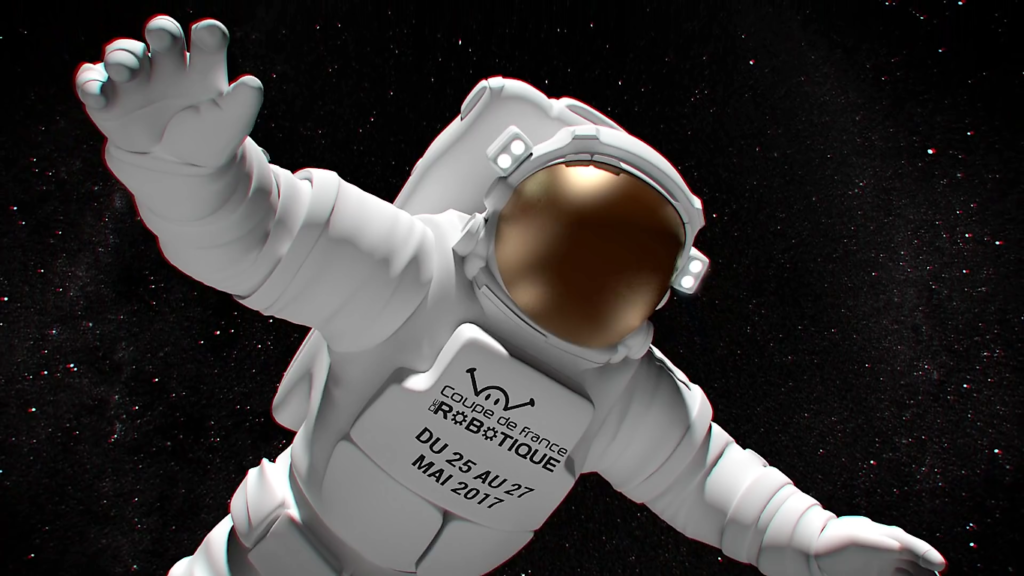Destination La Lune pour la prochaine Coupe de France de Robotique
