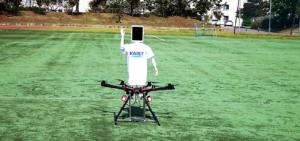 Robot Drone Man - Planete Robots