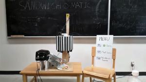 Sandwich-o-matic - Planete Robots