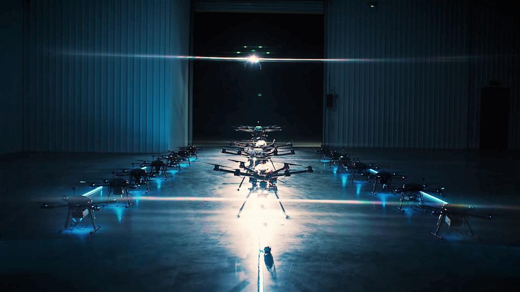 Fleetlights - Planete Robots