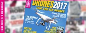 Drone 2017 HS1 Planete Robots