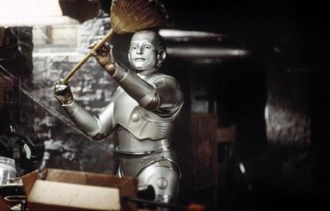 L'homme bicentenaire - Planete Robots