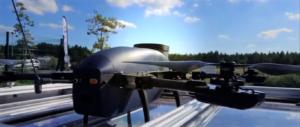 Drone de surveillance - Planete Robots