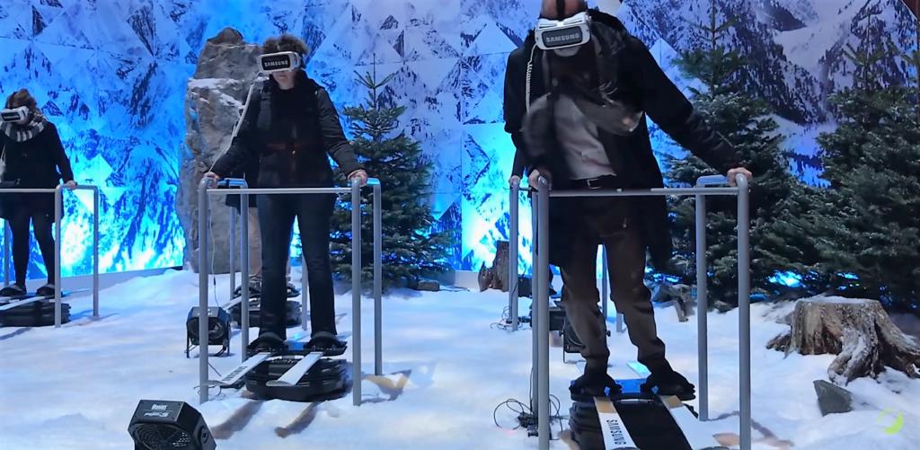 Réalité virtuelle, les salles d'arcades de 2020 ?