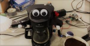 Cafetiere robot - Planete Robots