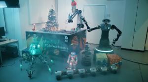 FZI - Planete Robots - Robots