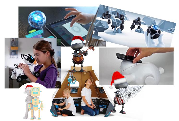 5 robots pour enfants - Planete Robots