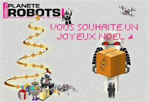 Noel 2016 Planete Robots