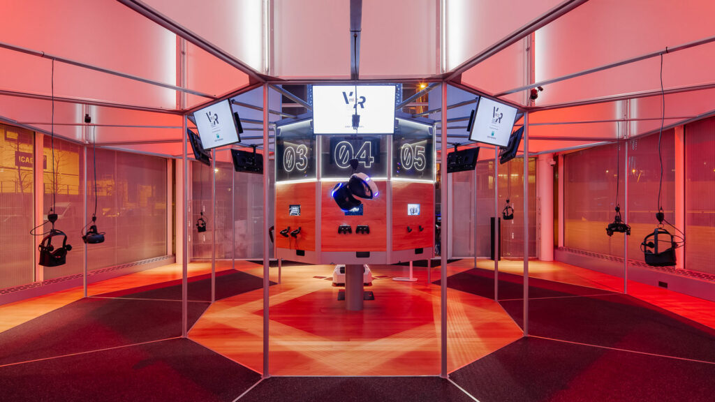 Un cinéma de réalité virtuelle a ouvert ses portes à Paris