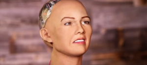 Sophia - Planete Robots