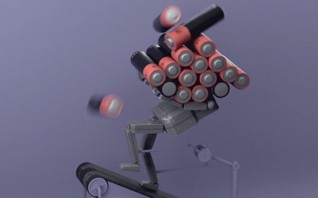 Nos robots aussi ont le droit au Burnout