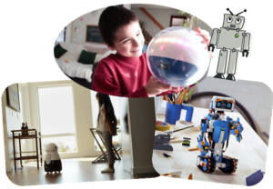 CES robots enfants - Planete Robots