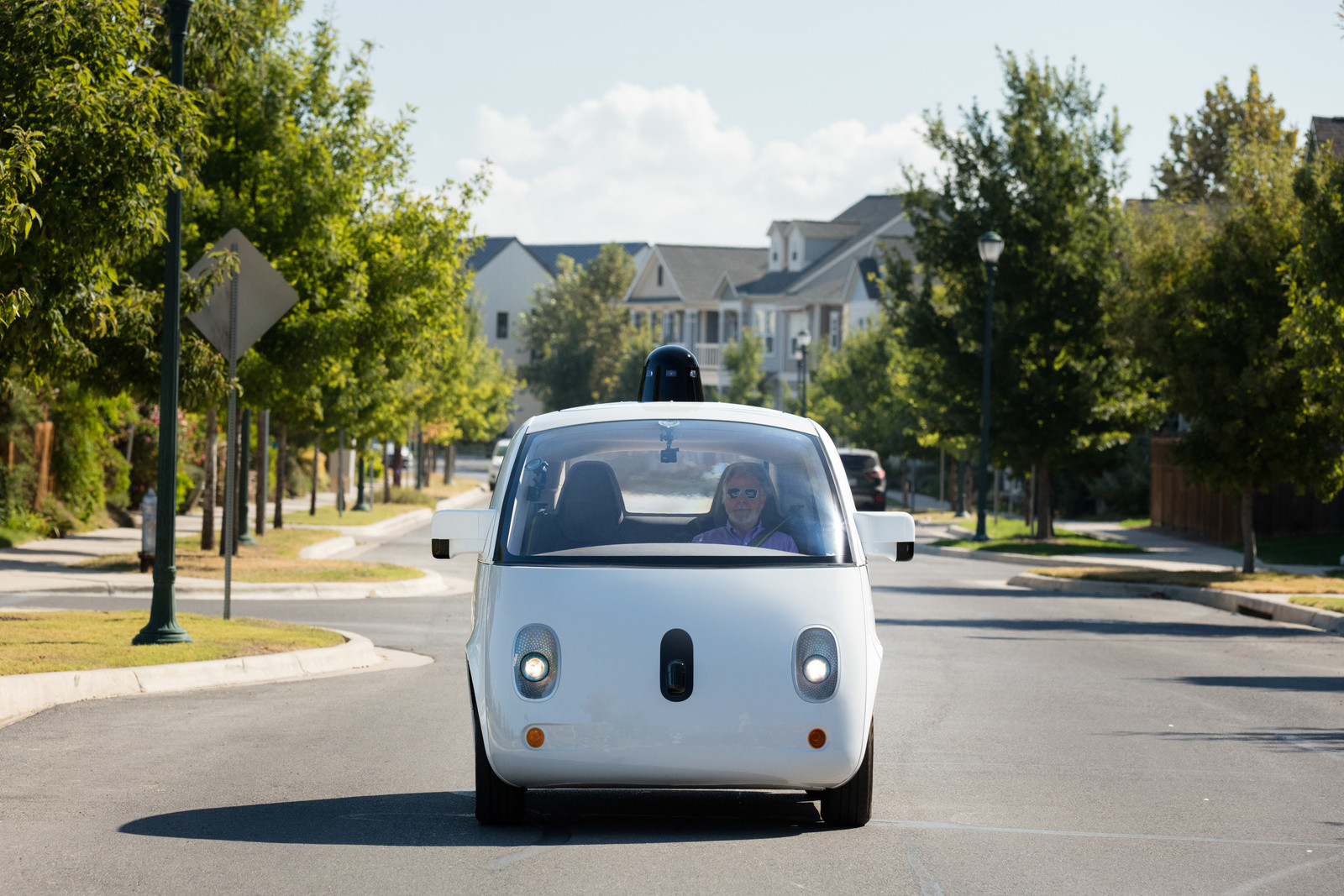Google Car Waymo