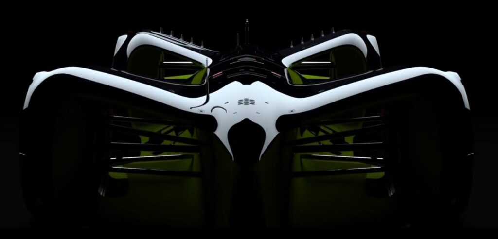 RoboRace, une course de voitures robots.