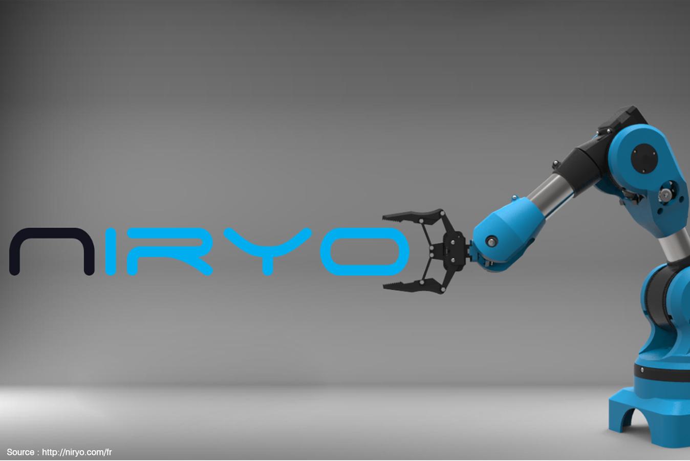Niryo One une nouvelle proposition de bras robotisé en Open Source
