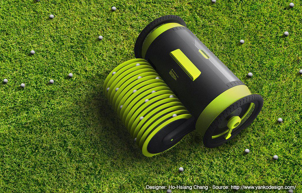 Tenté(e) par un(e) Roomba sur un terrain de golf ?