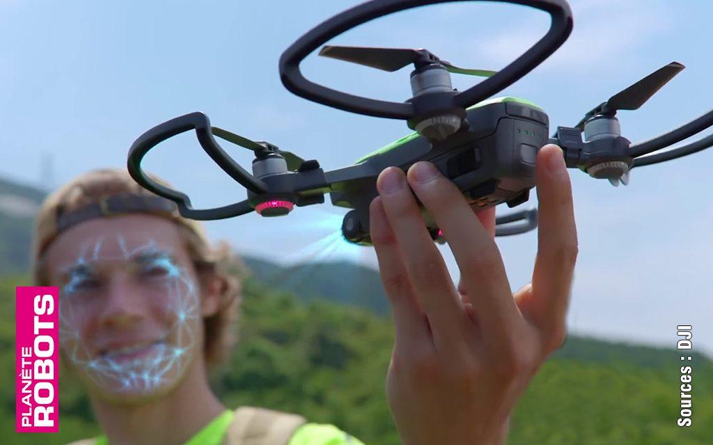 Un drone portable qui ne soit pas lourd