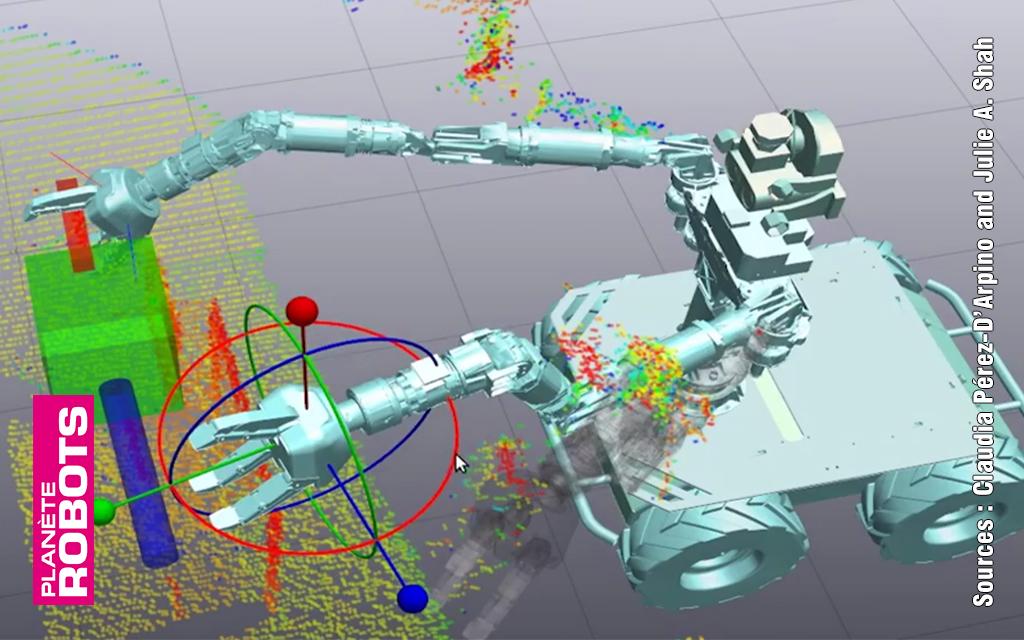 Des professeurs robots pour des robots.