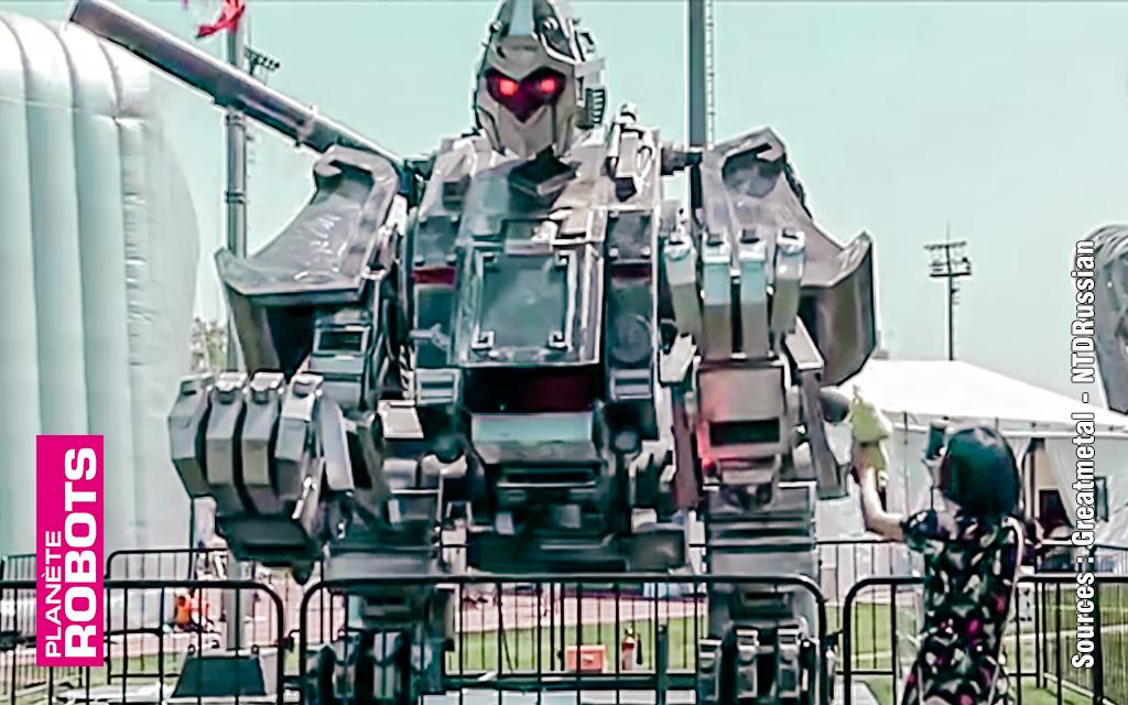 Un nouveau participant dans le Megabots Challenge