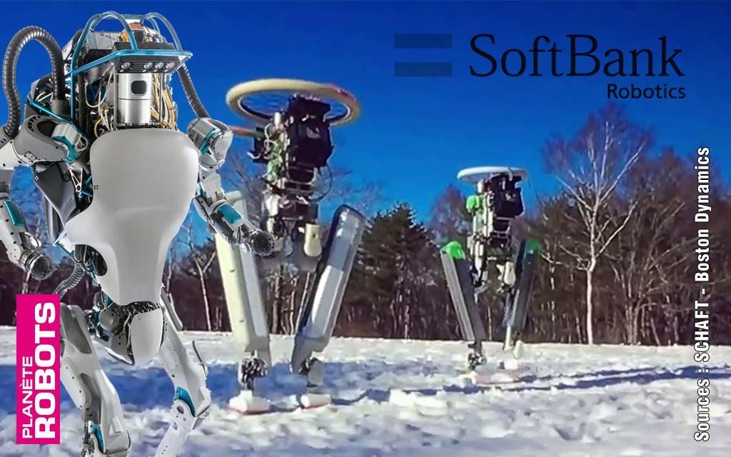 Le Japon prépare une vague déferlante de robotique.