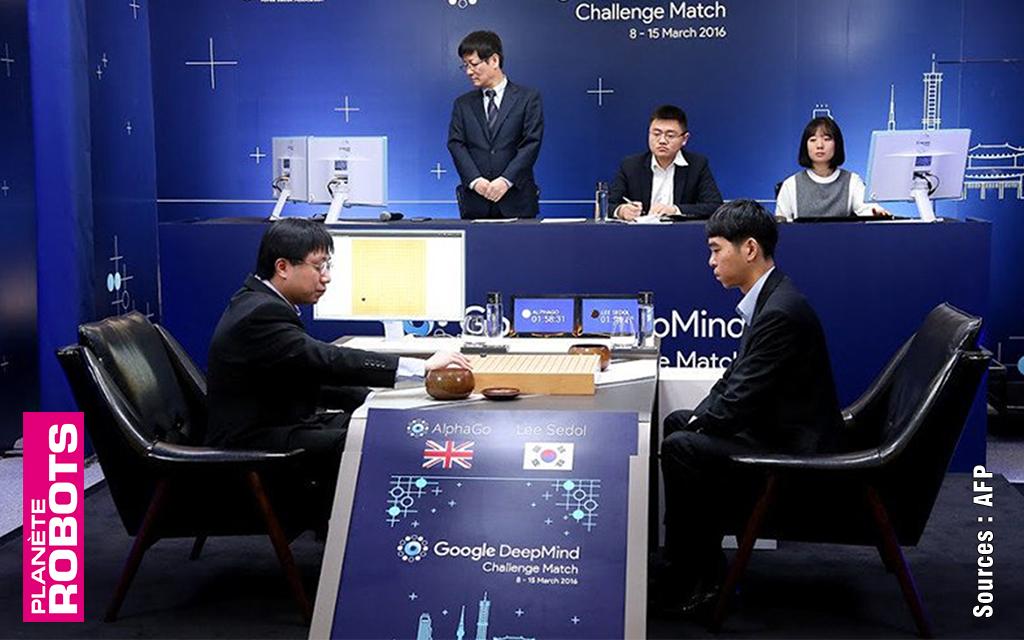 Après tant de maîtrise du jeu de go, AlphaGo passe à une autre étape.