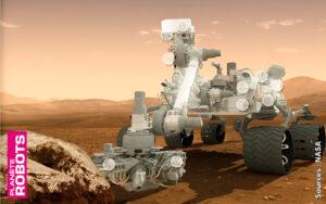 Curiosity - PLanète Robots N°20 - écoles de robotique