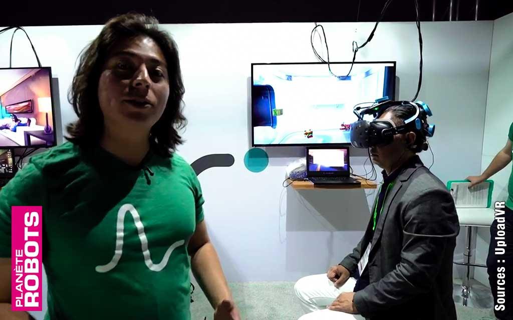 Développez des pouvoirs de Jedi avec votre casque de VR