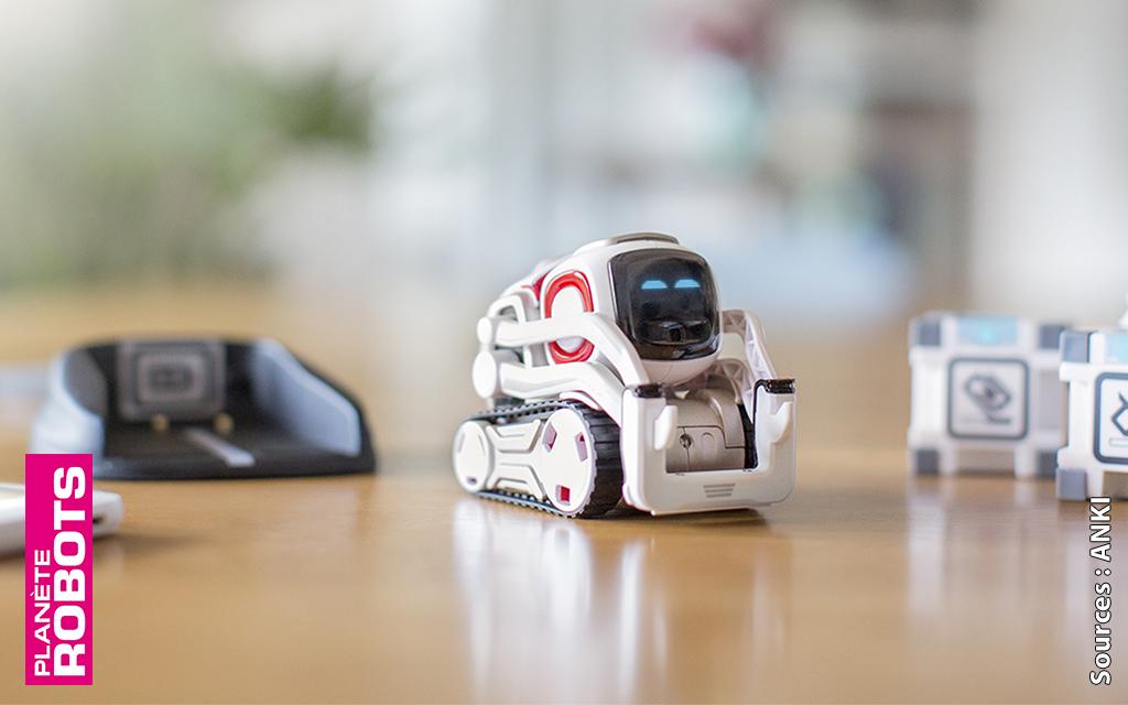 Cozmo, un jouet robot de nouvelle génération