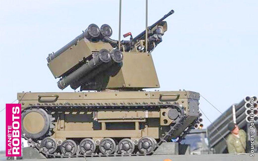 Le futur de la guerre des tanks