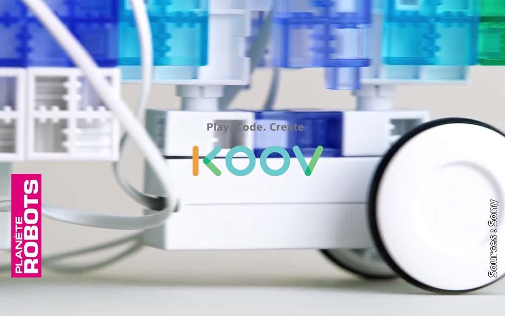 Sony va livrer ses premiers kits de robotique éducative