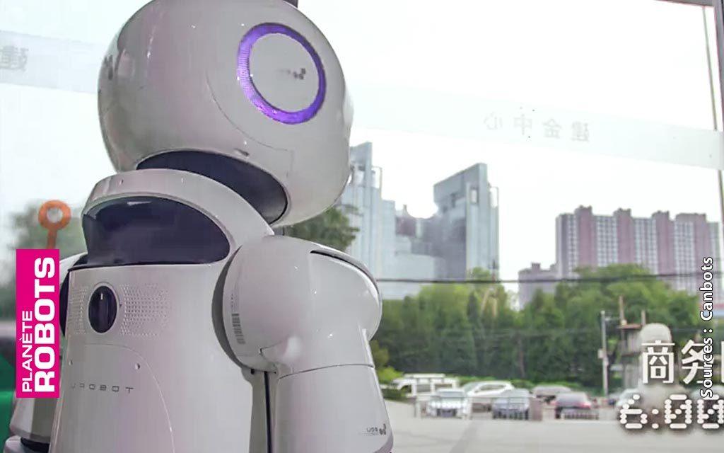 Olivier de Zora Bots, un nouveau robot humanoïde arrive !