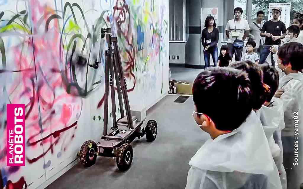 Artistes & Robots au Grand Palais du 5 avril au 9 juillet 2018