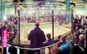 L'arène de la makerfight