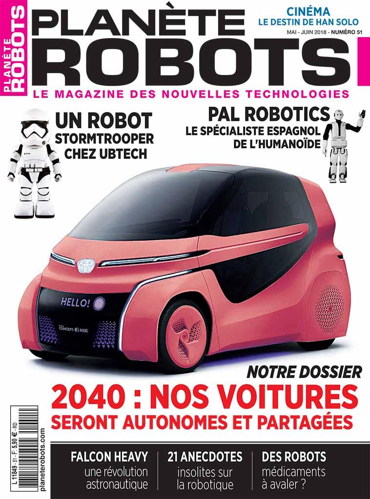 Planète Robots n° 51