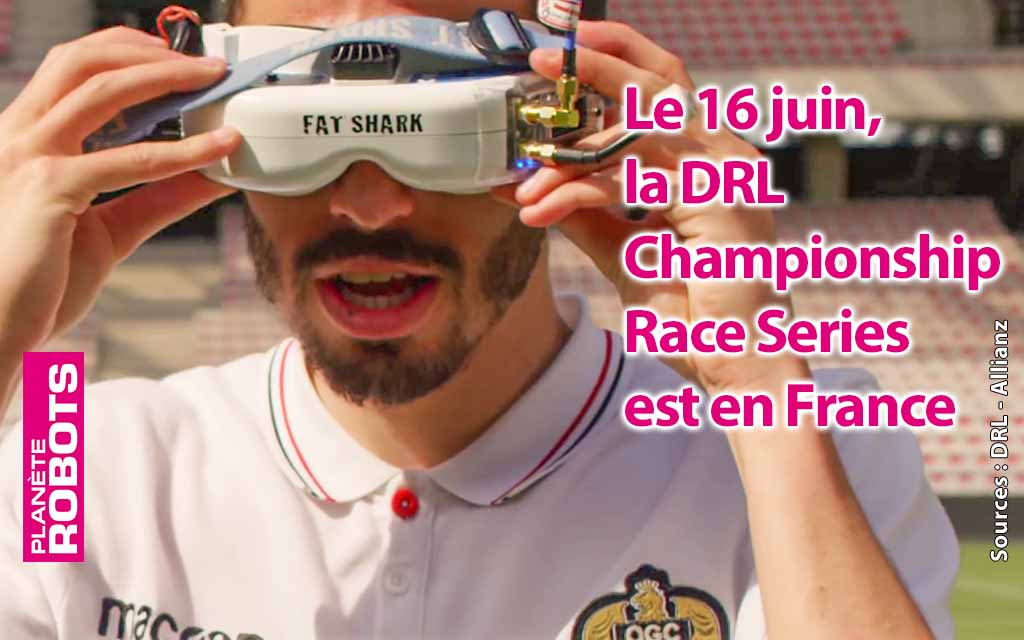 Le 16 juin préparez-vous pour la DRL Championship Race Series