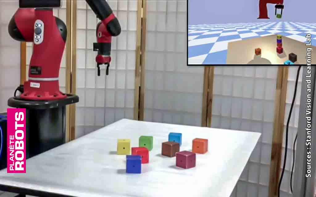Les robots ne sont pas aussi futés qu'on le pense
