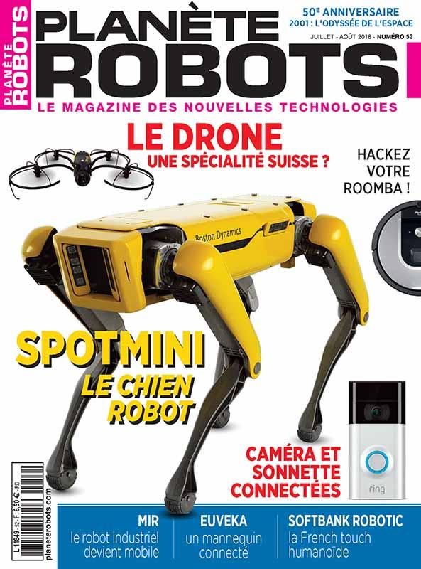 Planète Robots n° 52