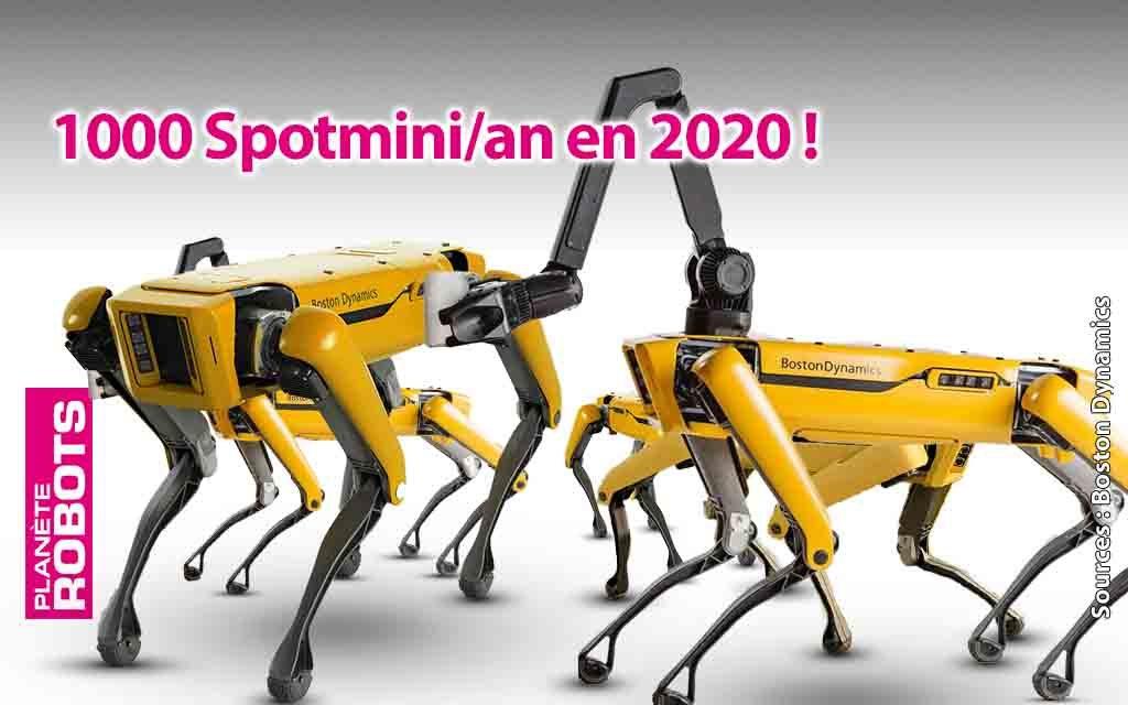 Qui veut un SpotMini pour 2020 ?