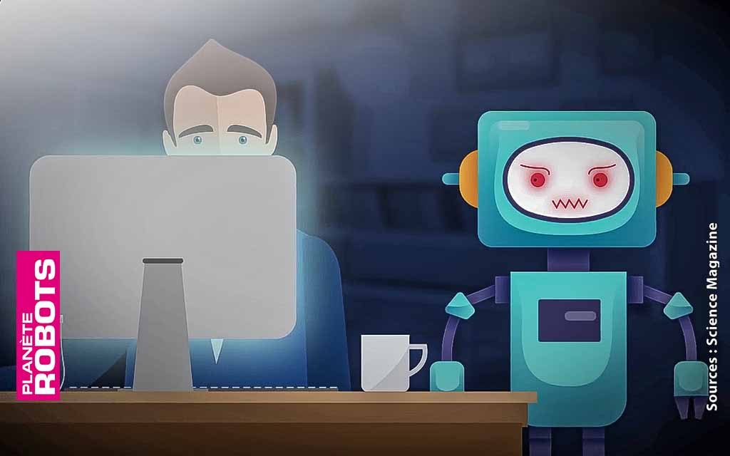 Quand des robots s'essayent à la facilitation sociale en étant désagréables