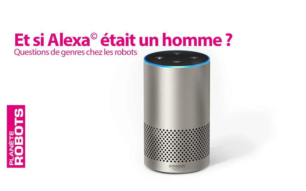 Questions de genres pour les robots