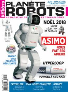 Planète Robots n° 54