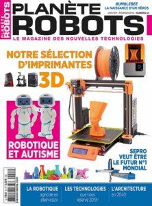 Planète Robots n° 55