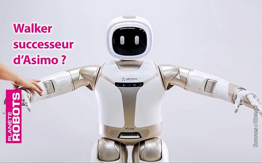 Ubtech continue ses progrès en matière de robots humanoïdes