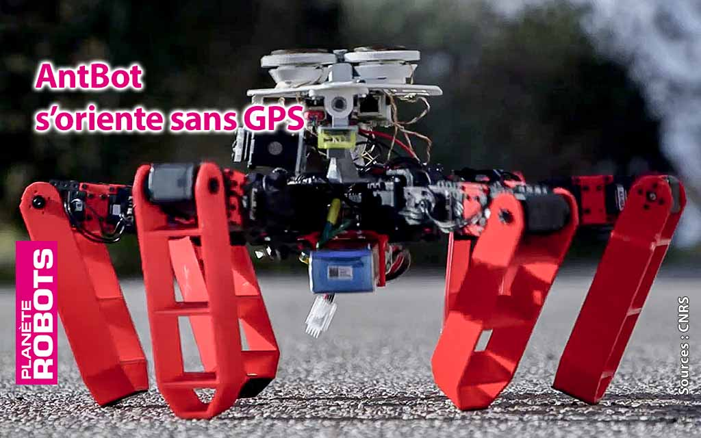 GPS ou Galileo HS ? Comment orienter son robot ?