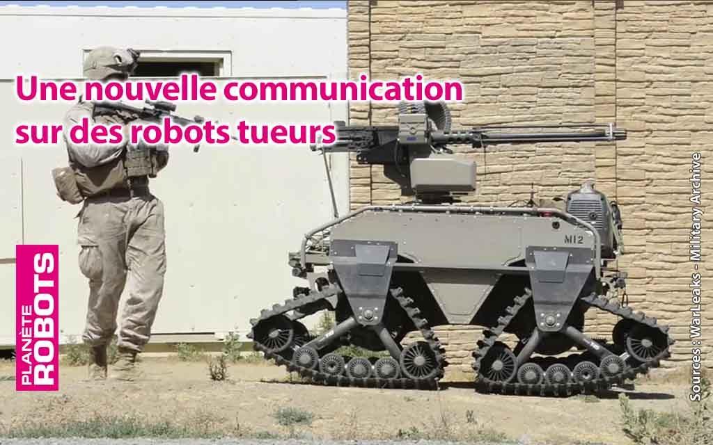 Les Forces armées des États-Unis nous rassurent sur leurs robots tueurs