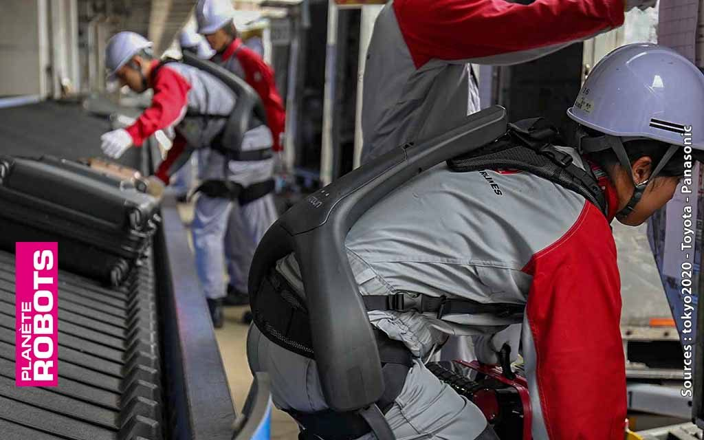 Les dos seront fortement sollicités dans les aéroports